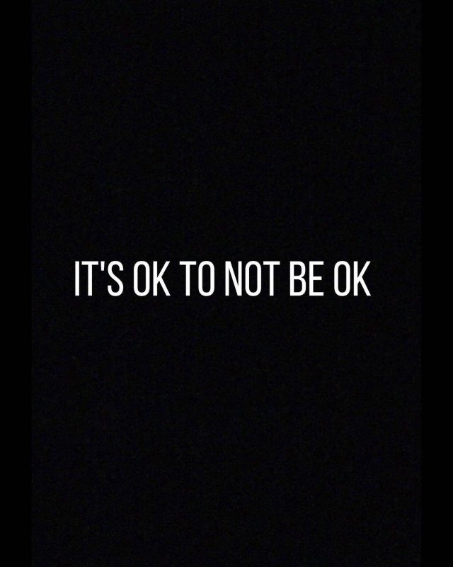 Today is World Mental Health Day and it Matters. It's ok to admit you are not ok. The first step to going forward to is admitting to the situation and realising a change is needed. Take the time to step back and to notice those around you. A simple bit of attention and positivity towards someone might just be what is needed at that very moment. #sharethekindness #worldsmentalhealthday #mentalhealthday #mentalhealthawareness #mentalhealthmatters #tadayostudio #minimalism #minimalliving